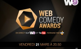 Web Comedy Awards (Commentaires Live)