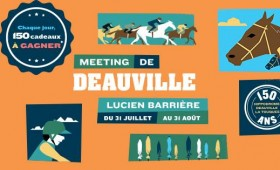 Pub TV  Meeting de Deauville
