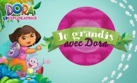 Grandir avec Dora