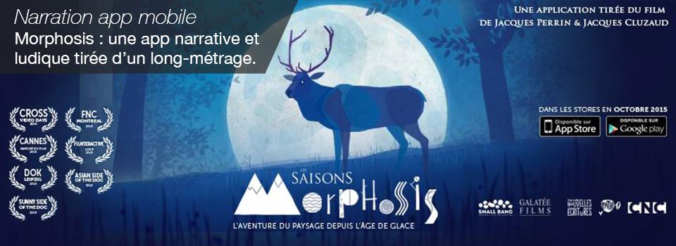 Les Saisons: Morphosis (application)