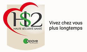 HS2®, Le label Haute Sécurité Santé