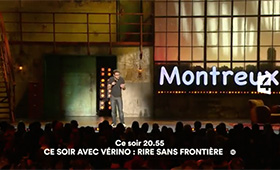 BA France 4 / Montreux Comedy Festival