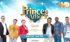 Les Princes de l'Amour (Saison 1,2,3,4&5)