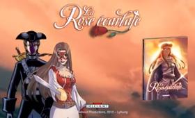 Rose Ecarlate – Billboard