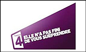 FRANCE 4 – Autopromo – in english