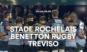 BA France 4 / Rugby